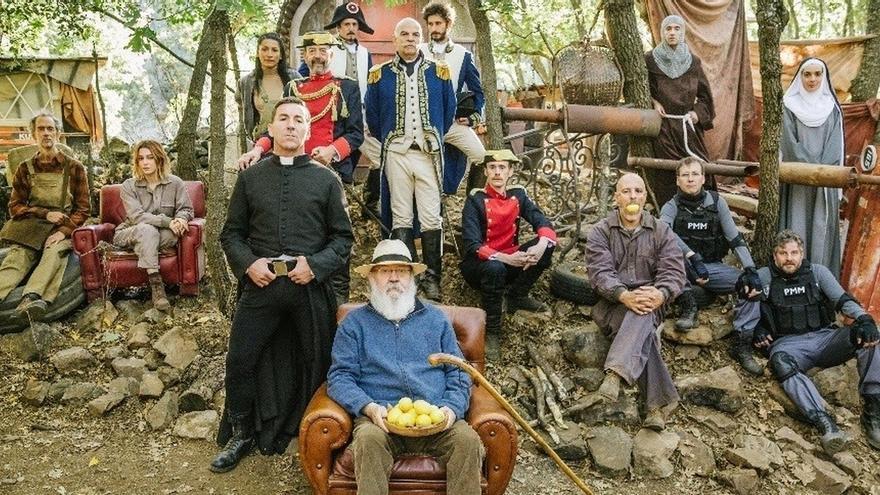José Luis Cuerda presentará su última película 'Tiempo después' en el Festival Internacional de Cine de Albacete