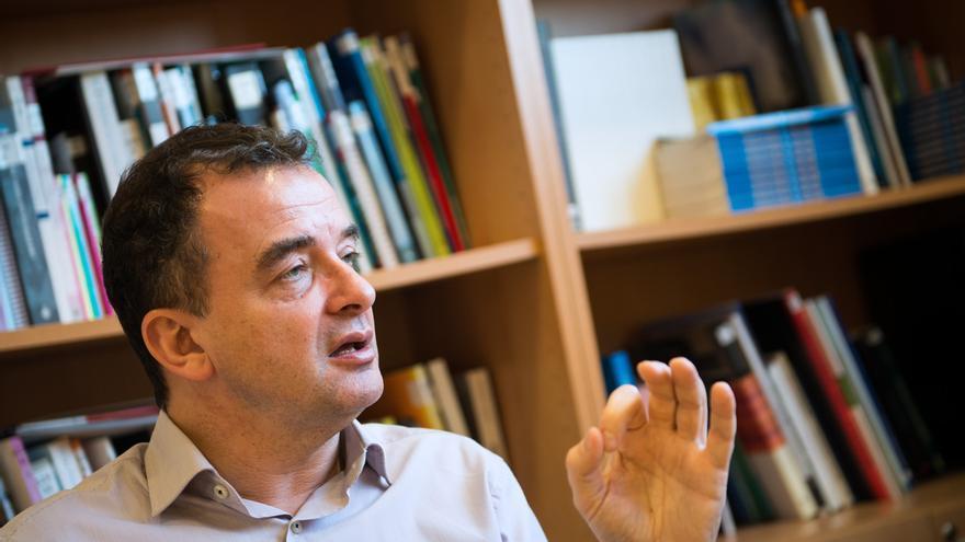 Alfred Bosch, líder de ERC en Barcelona