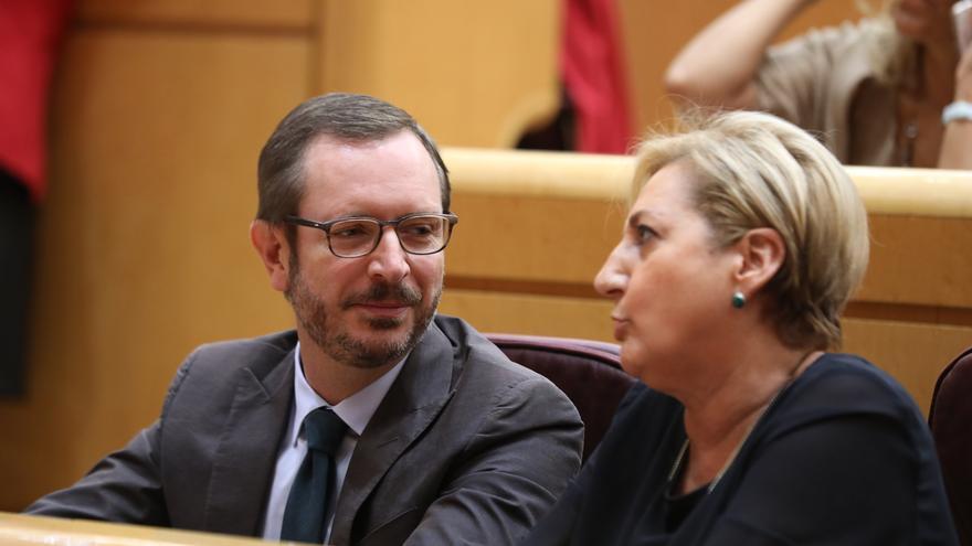 """Maroto dice que Sánchez se """"disfraza"""" ahora para defender la unidad territorial y lo ve """"un peligro"""""""