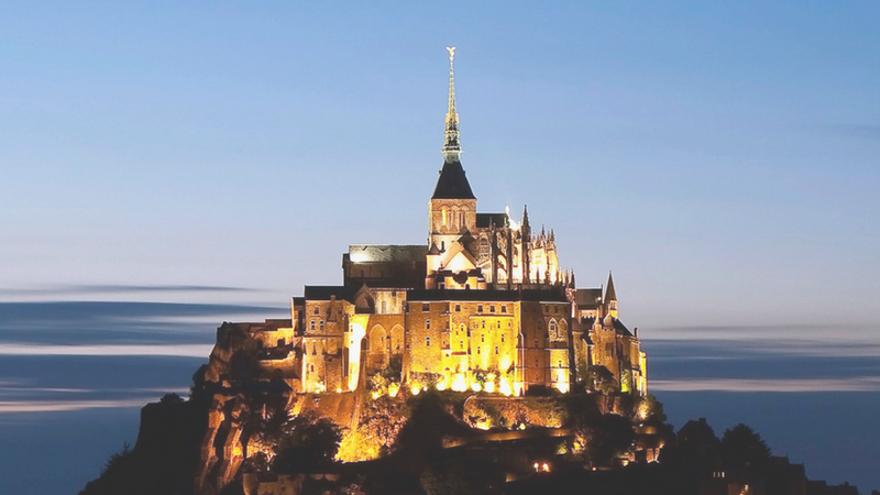 Viaje Mont Saint Michel France Madrid