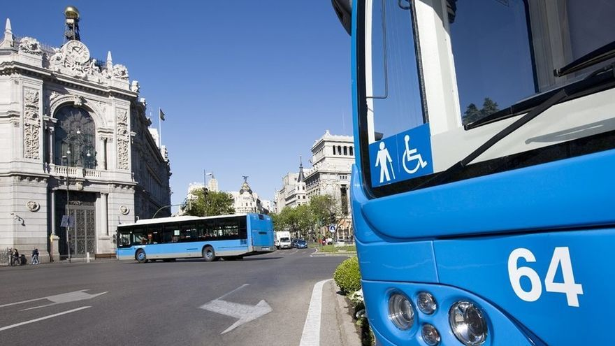Los trabajadores del transporte público de Madrid van a la huelga juntos para redoblar el impacto en la Cumbre.