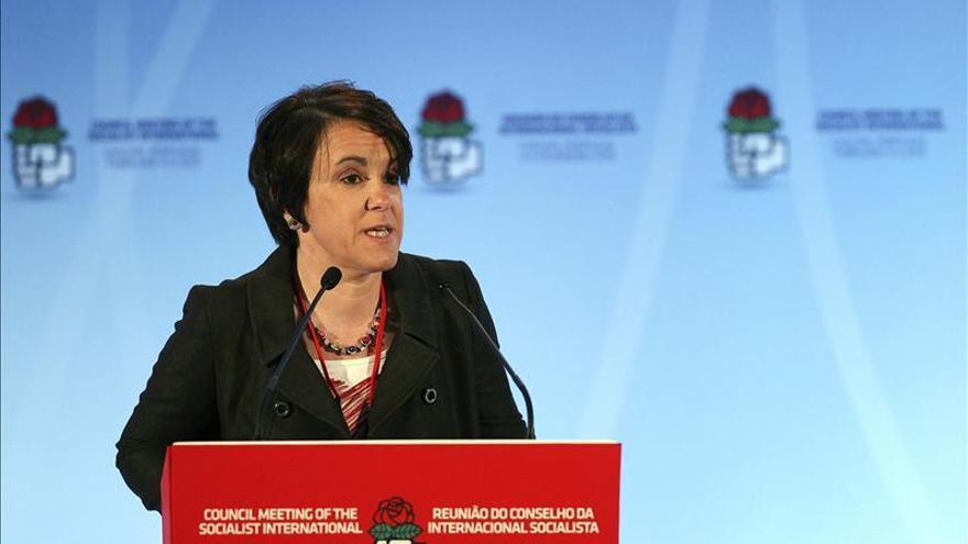 Causapié (PSOE) afirma que el PP pretende que las mujeres vuelvan a casa