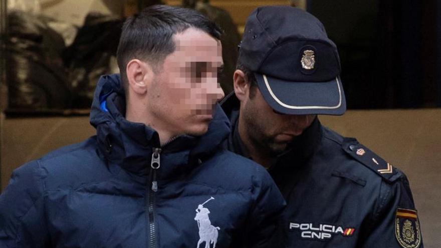 Pasan a disposición judicial los tres presuntos agresores sexuales de Murcia