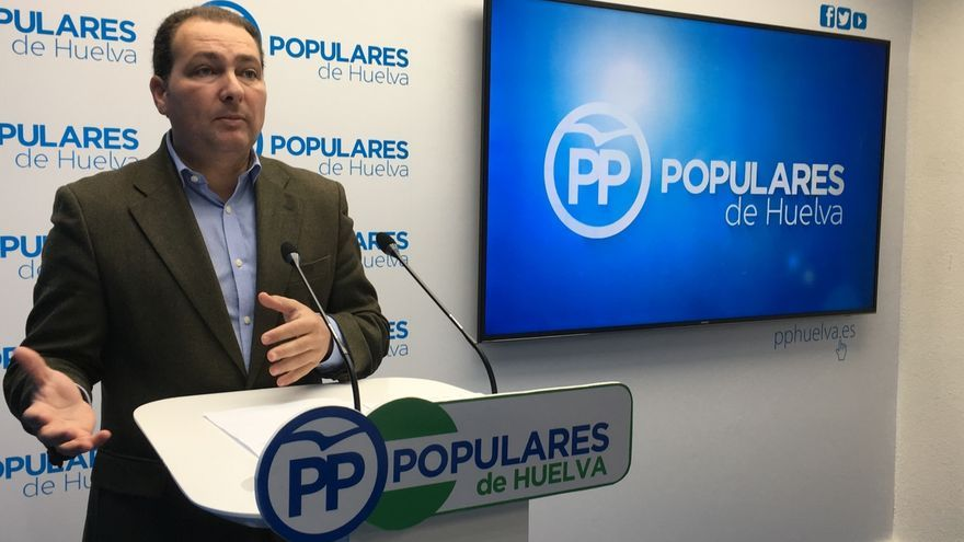 PP y 'Sí se puede Aljaraque' registran una moción de censura para gobernar el municipio desalojando al PSOE