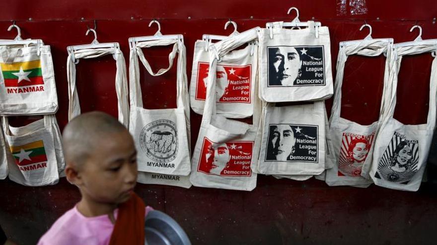 """HRW tilda de """"injusto"""" y """"discriminatorio"""" el proceso electoral en Birmania"""