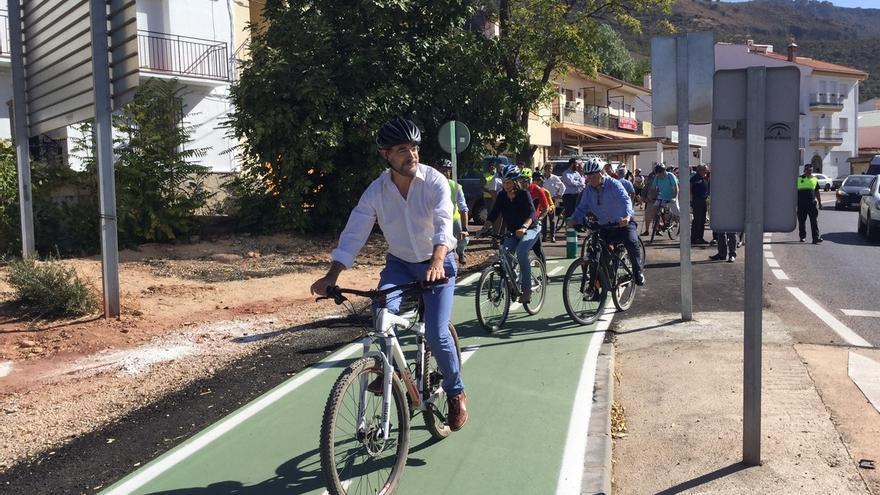 Fomento anuncia para 2018 una inversión de 4,3 millones para actuaciones del Plan Andaluz de la Bicicleta