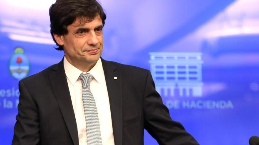 El FMI se reunirá con el ministro de Hacienda argentino y el presidente del BCRA