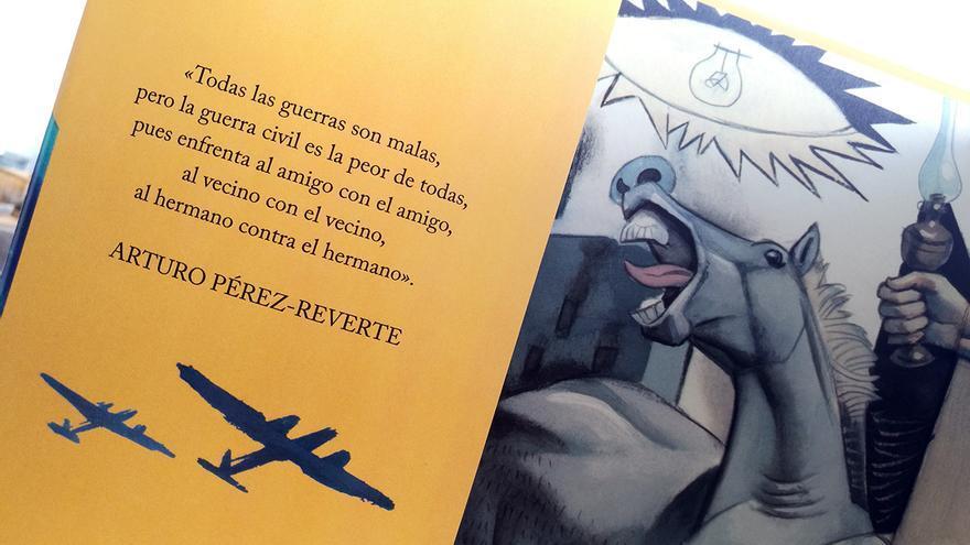 'La guerra civil contada a los jóvenes', de Arturo Pérez-Reverte.