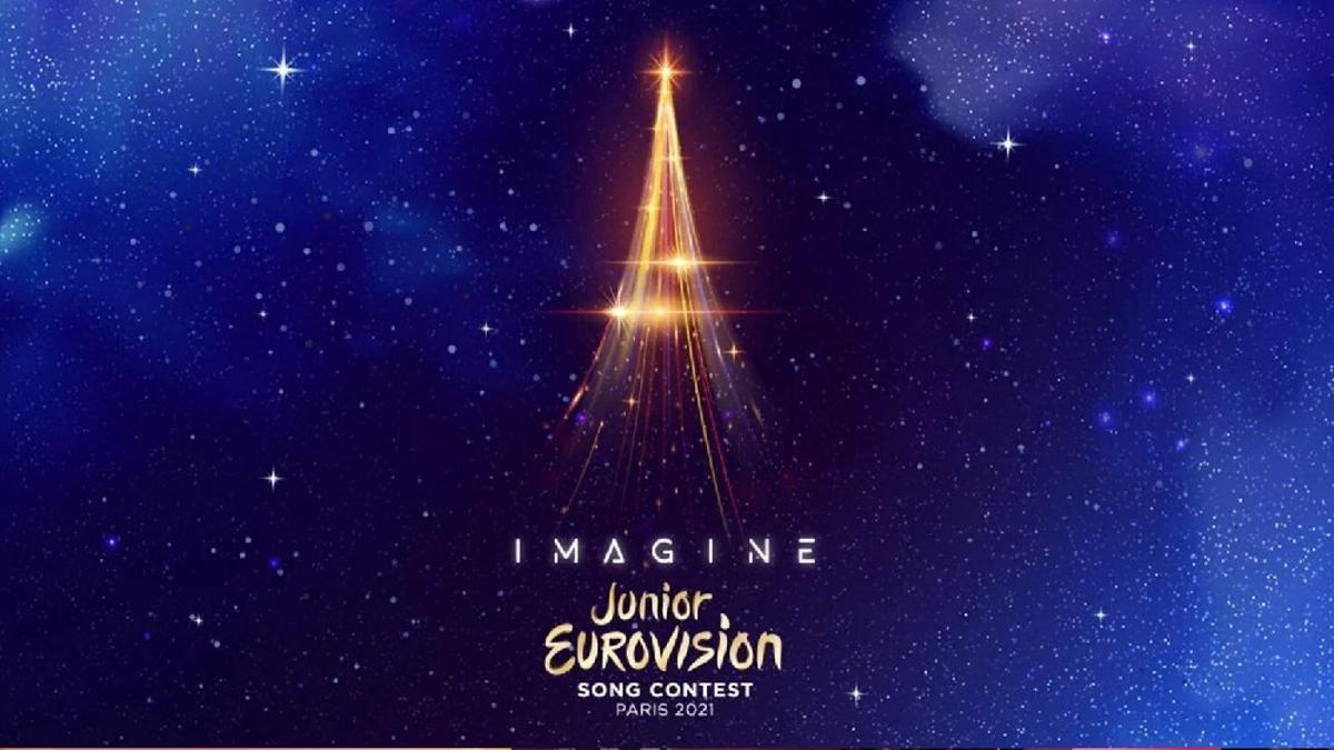 'Eurovisión Junior 2021' presenta su logo