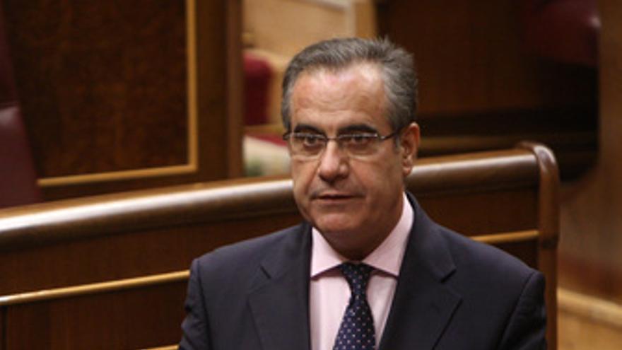 Ministro de Trabajo, Celestino Corbacho