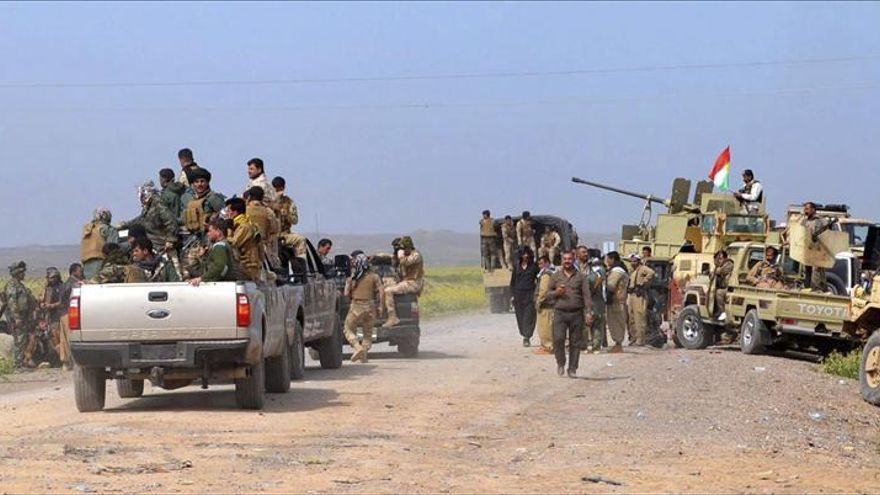 Los yihadistas matan a 9 civiles acusados de cooperar con el Ejército iraquí