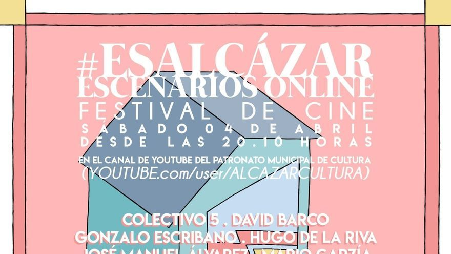 Festival del cortos de Alcázar online