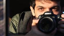 El director Keyway Karimi, autorretrato