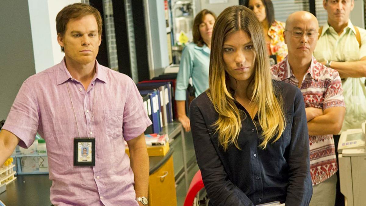 Jennifer Carpenter en 'Dexter'
