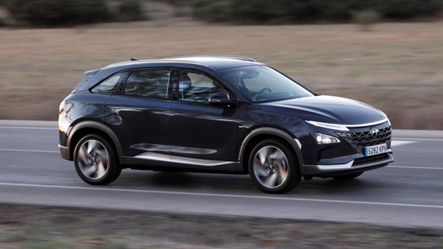 El Nexo, a la venta por 68.000 euros, homologa una autonomía de 666 kilómetros.