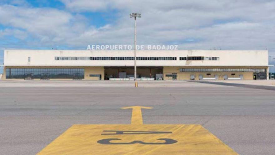 Aeropuerto de Badajoz / AENA