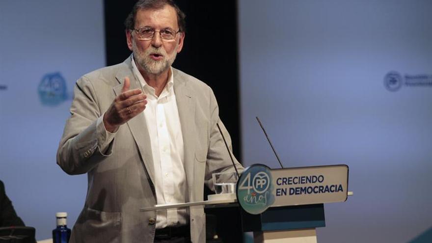 Rajoy y Trump se citan para reforzar relaciones y sin Cataluña en el guión