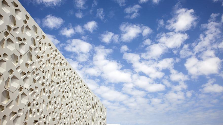 La fachada del C3A de Córdoba