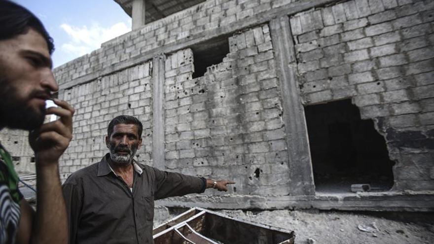 El Estado Islámico usa gas químico en un ataque en Siria y deja 22 afectados