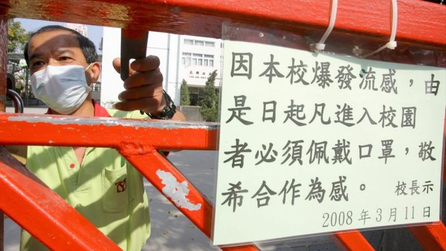 China no descarta contagio entre humanos de neumonía vírica similar al SARS