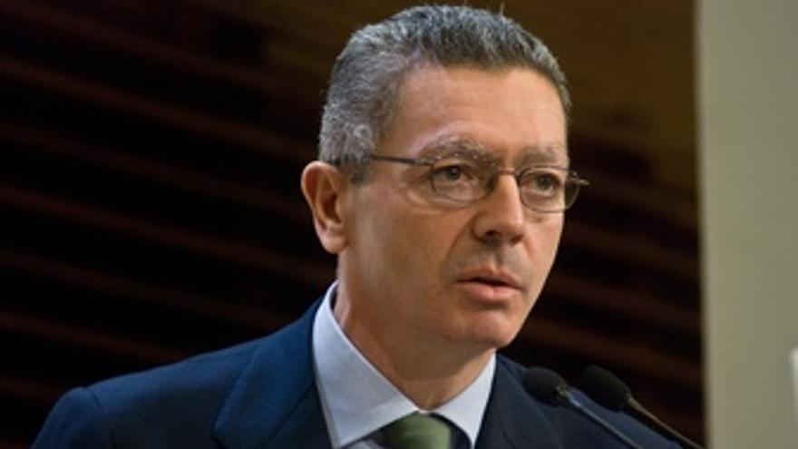 Alberto Ruiz Gallardón. (EUROPA PRESS)