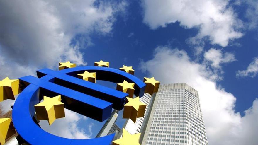 El PIB de la eurozona y la UE creció un 0,6 % en el tercer trimestre de 2017