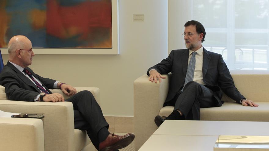 """Duran avisa a Rajoy que quedará"""" lejos de ser un estadista"""" si no atiende a Cataluña"""