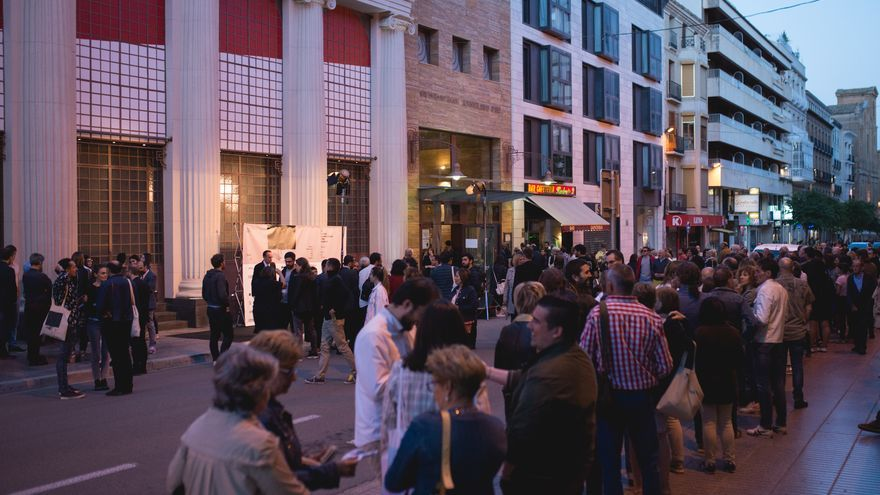 La ceremonia de inaguración del 47 Festival de Huesca tendrá lugar en el Teatro Olimpia.
