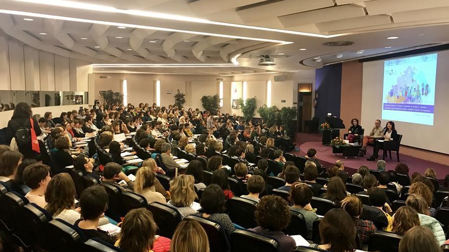 Trescientos profesionales participan en las II Jornadas de promoción del buen trato de la infancia