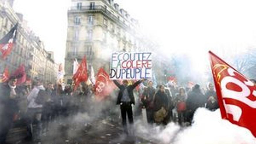 La huelga ha costado a Francia entre 1.600 y 3.200 millones