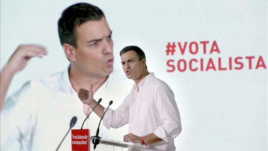 El rompecabezas socialista sobre Cataluña
