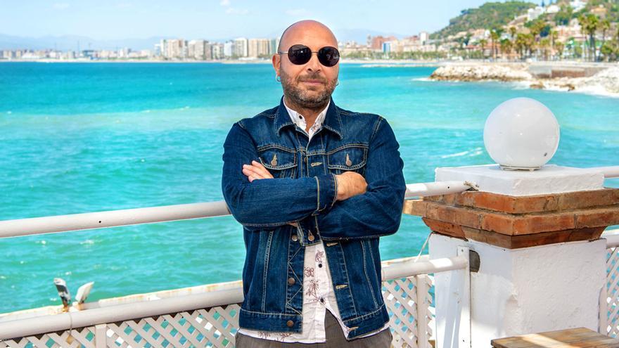 Vicente Romero es uno de los protagonistas de 'Malaka'