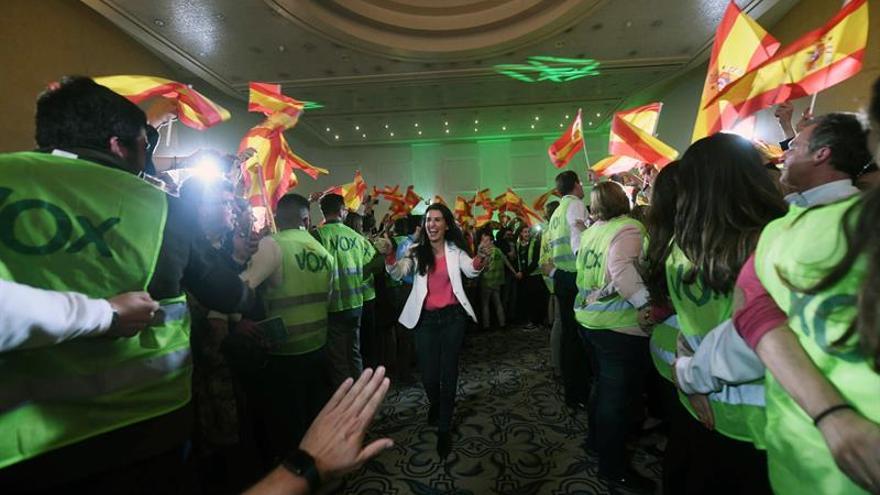 Vox defiende la legalidad de todas las donaciones recibidas por el partido