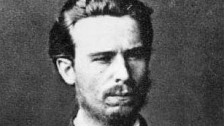 Retrato de Sergei Nechaev, el primer terrorista