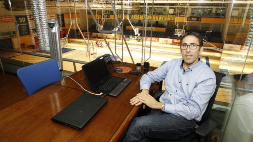 Willy Villar, nuevo director deportivo del Herbalife Gran Canaria