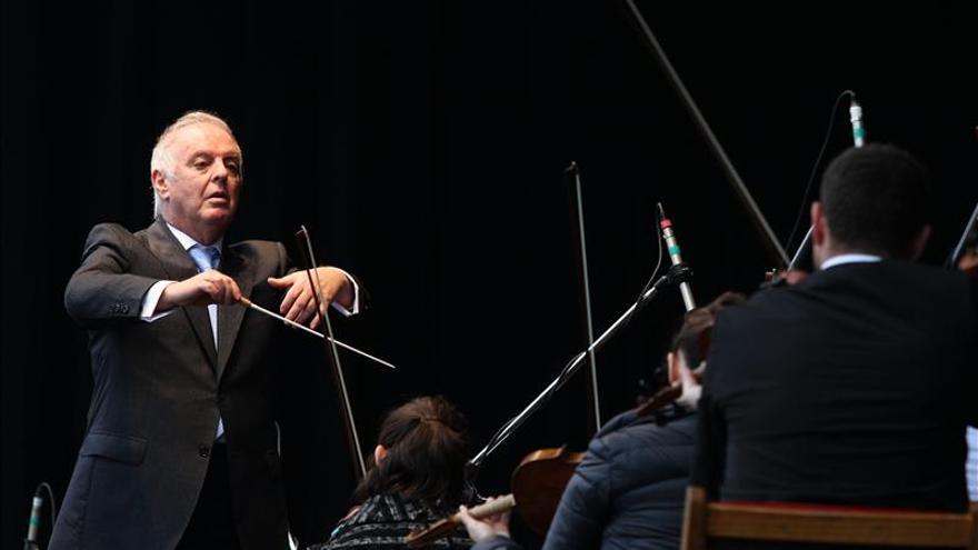 """Barenboim se despide de La Scala tras nueve """"maravillosos"""" años"""