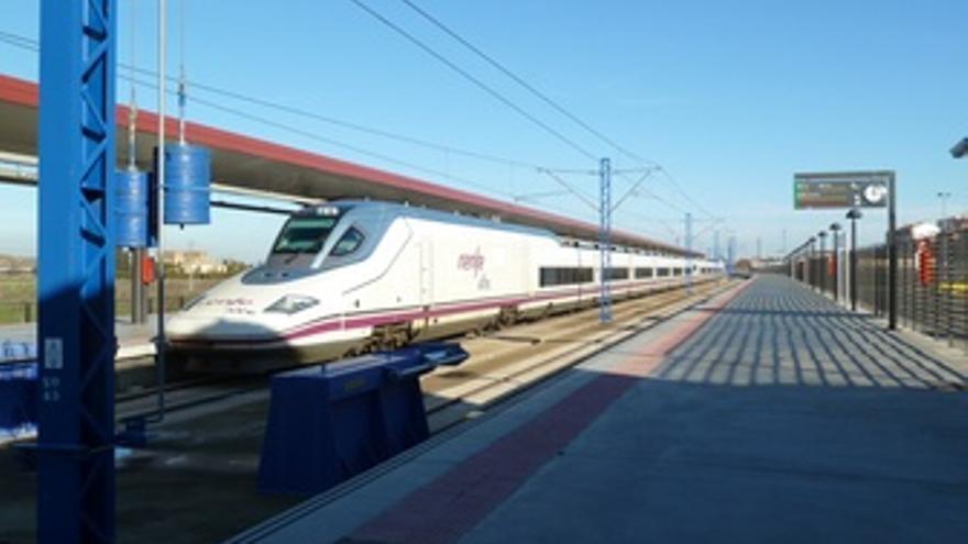 Estación AVE de Toledo