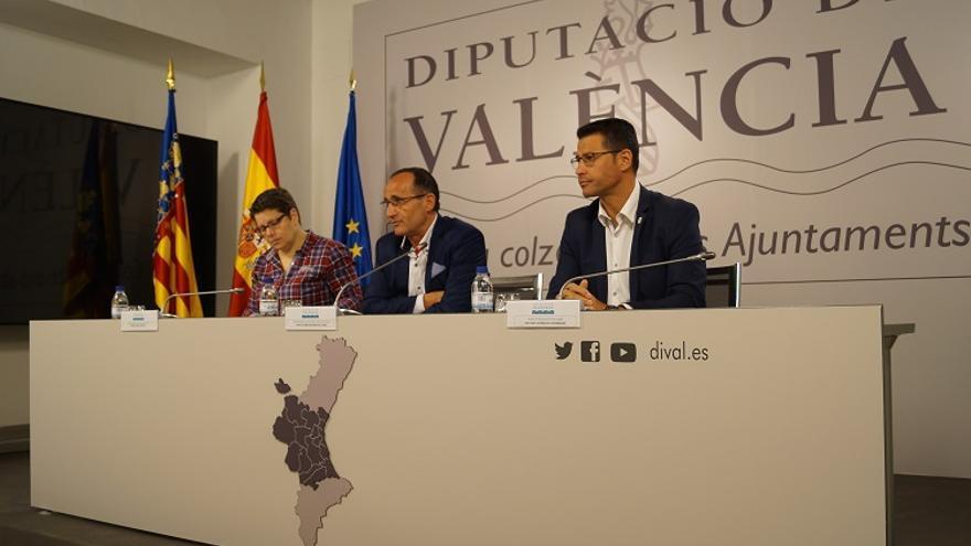 Les dades s'han presentat a la Diputació de València