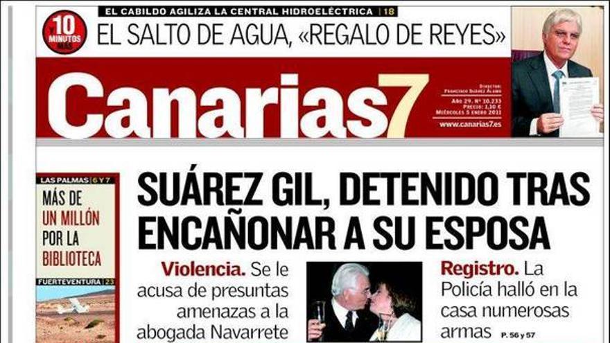 De las portadas del día (05/01/2011) #1