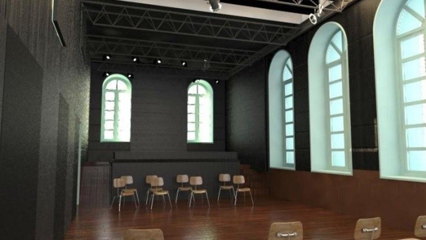 El Cafetín del Rojas antes de su remodelación / Ayuntamiento de Toledo