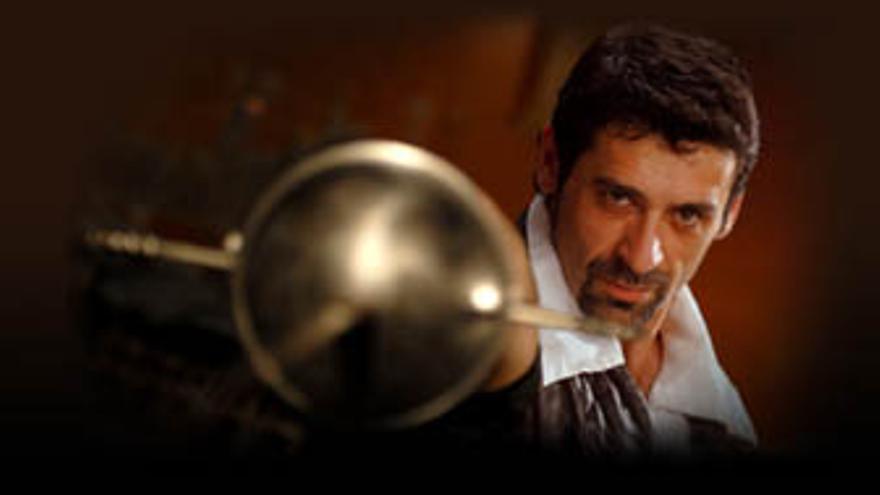 Nacho Fresneda en el papel de Don Juan.