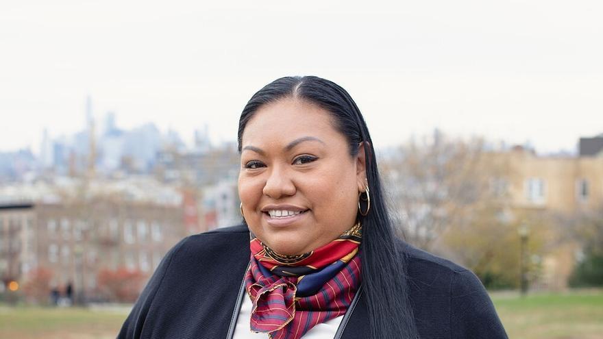 La inmigrante peruana Marcela Mitaynes se impone en las primarias de Nueva York