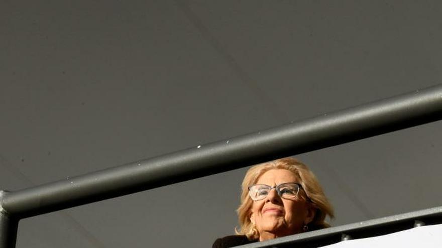 La Junta Electoral permite a Carmena participar en debates, pero no a Errejón