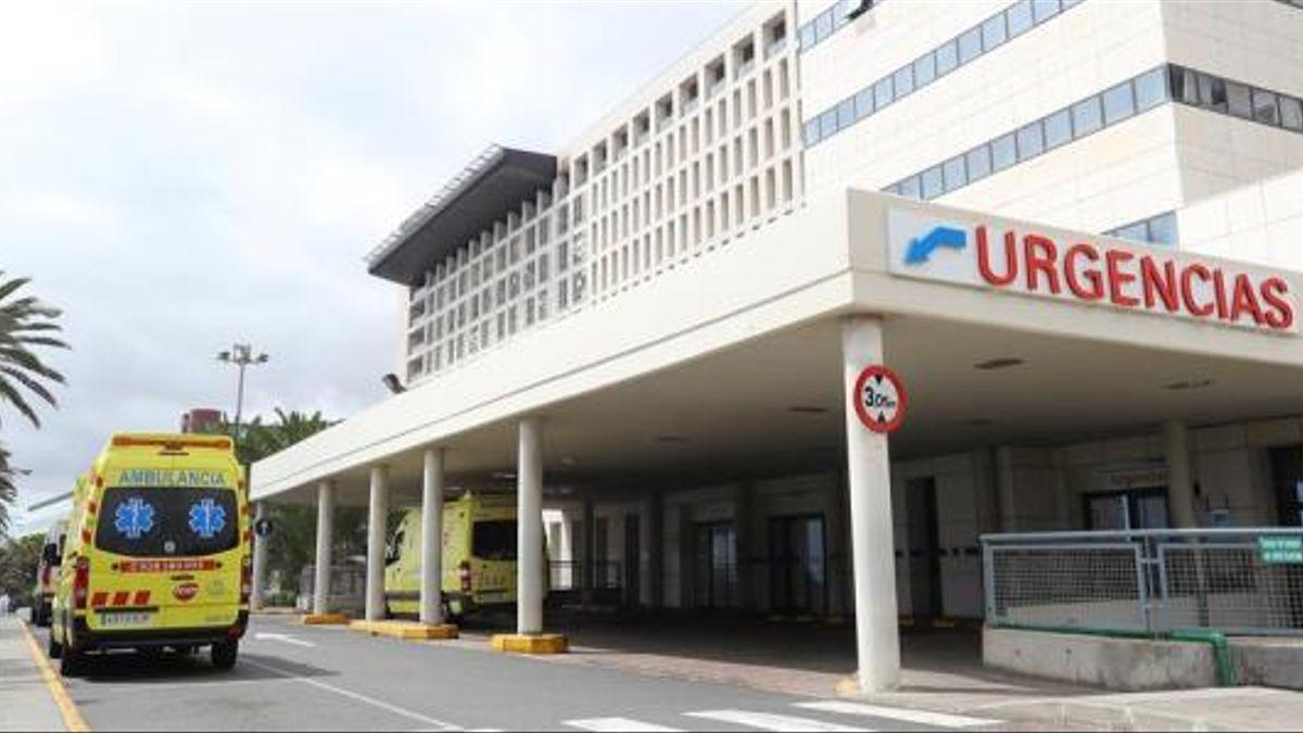 Urgencias del Hospital Insular de Gran Canaria