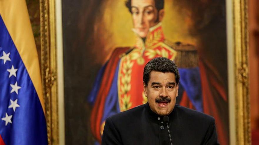 """Maduro expresa """"un gran dolor"""" por el terremoto en México y ofrece apoyo"""