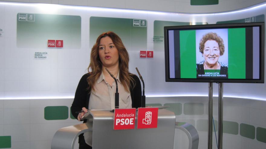 """PSOE-A inicia una campaña para denunciar el """"ahogo"""" del Gobierno central a los pensionistas"""