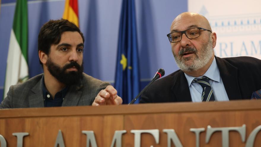 """Vox avisa de que no apoyará medidas de la Junta si no hay """"pasos"""" para implantar el pin parental """"en próximas semanas"""""""