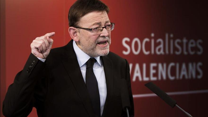 """Ximo Puig admite """"desazón"""" por la situación del PSM y apela al diálogo"""