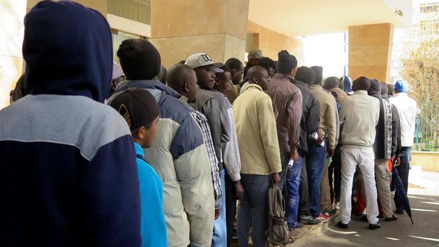 La UE y Egipto lanzan una iniciativa de diálogo sobre migración para luchar contra la trata