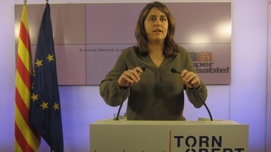 Marta Pascal (CDC) considera que la familia Pujol no tiene sitio en el nuevo partido